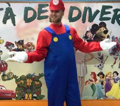 Mascotte Mario Bros
