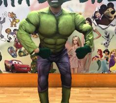 costumone Hulk