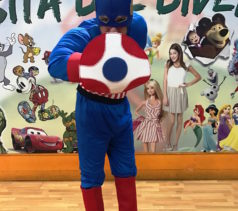 costumone captain america