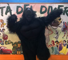 costumone gorilla